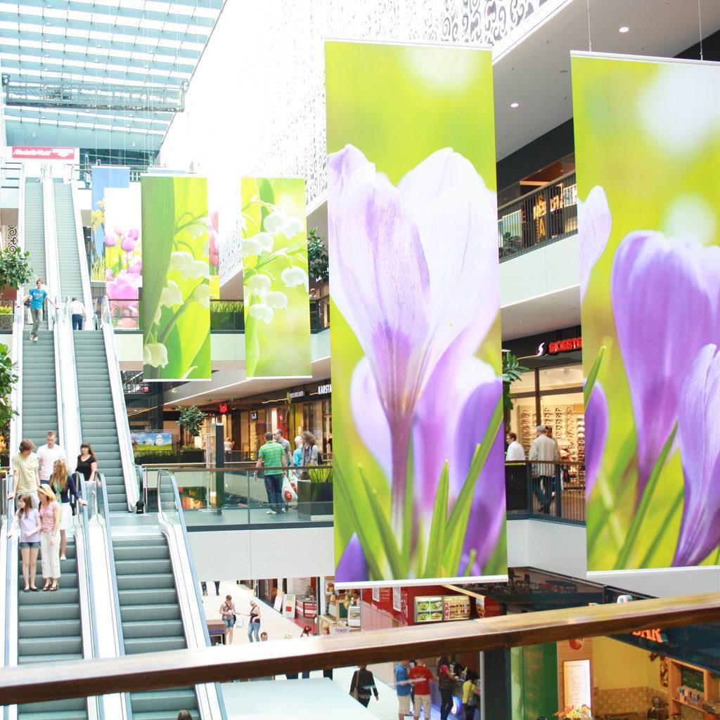 Retail Decoration Centrum Galerie Dresden