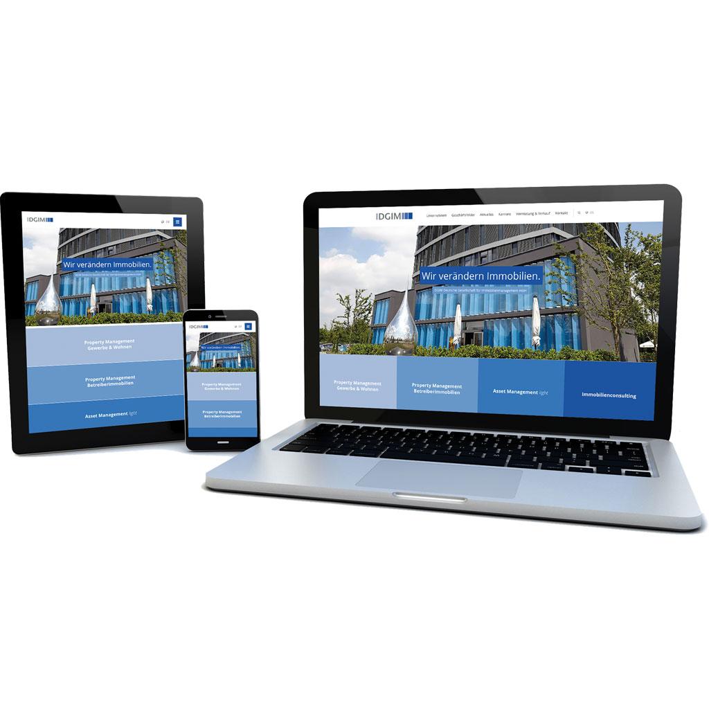 Website Design DGIM