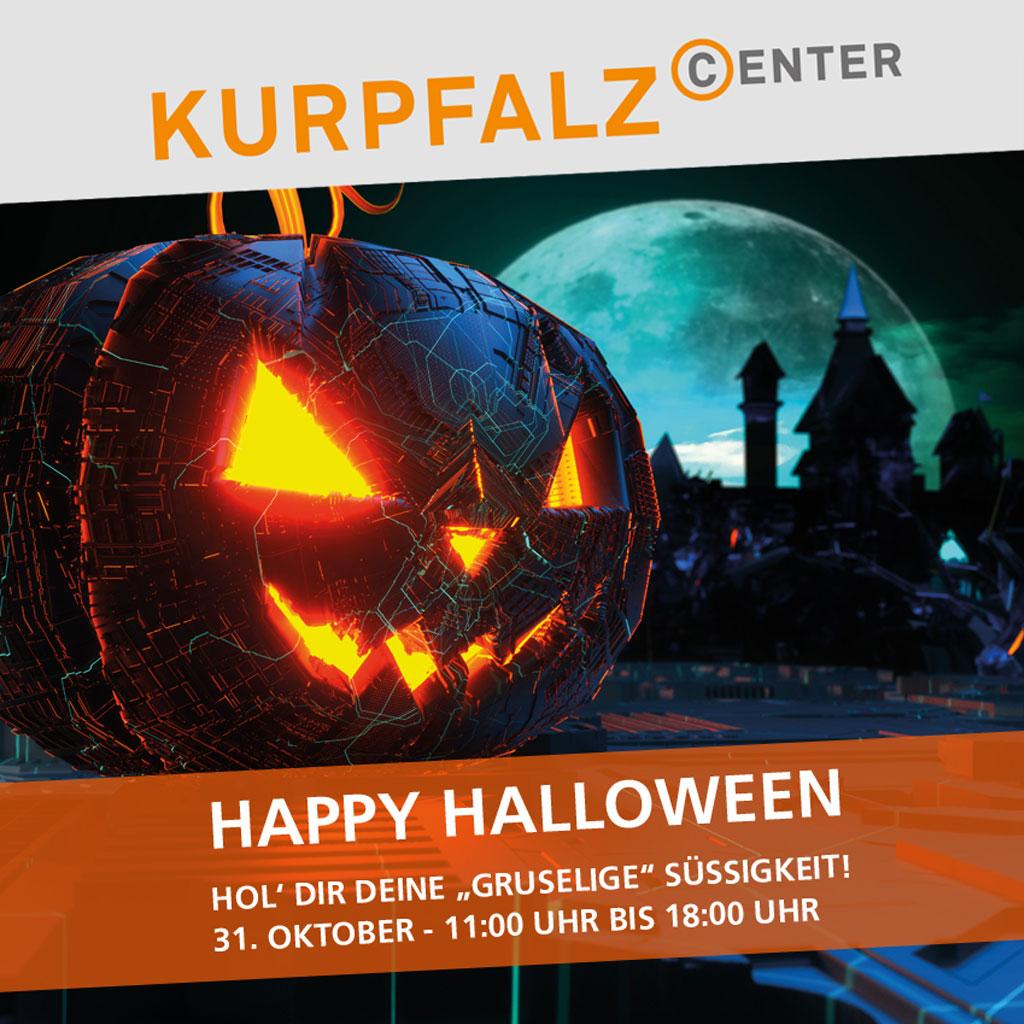 Plakat-/Anzeigenkampagne Kurpfalz Center Mannheim