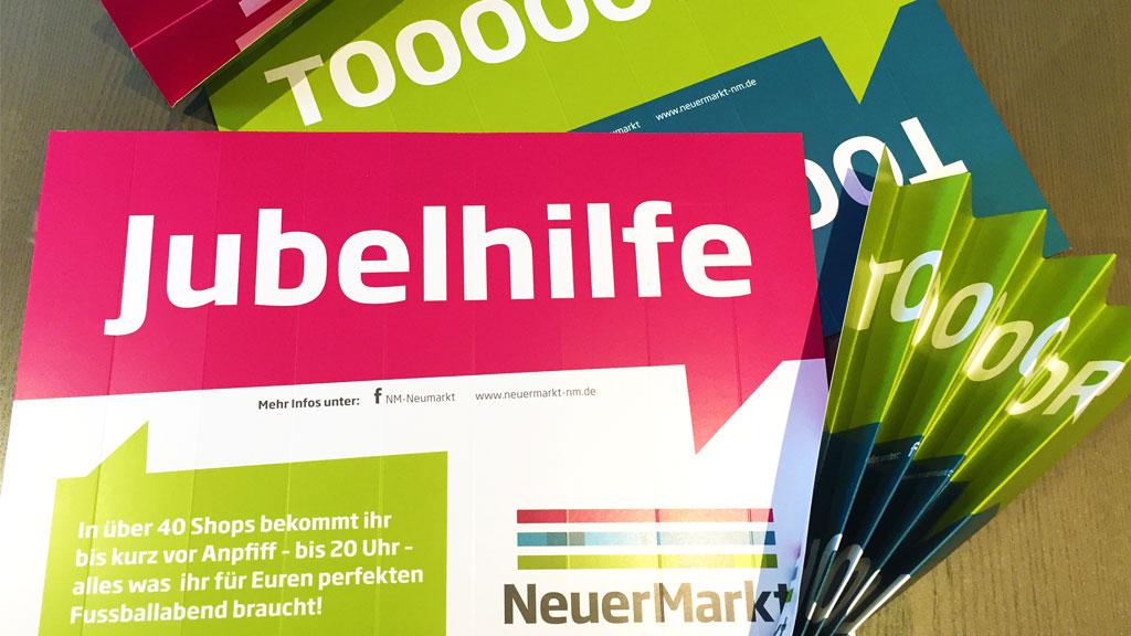 EM-Aktion Neuer Markt – Neumarkt in der Oberpfalz