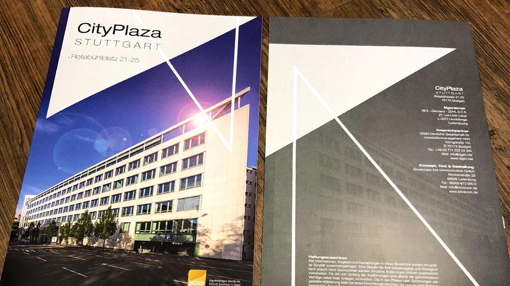 Broschüre Zurich Versicherung