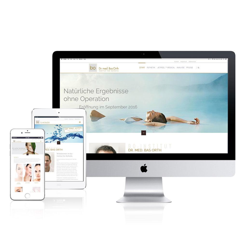 Website Bo-Institut